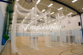 Eastbrook School | Sports hall Cricket Facilities