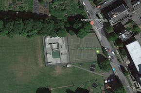 Kings Field | Hard (macadam) Tennis Court