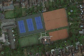 Wigmore Lawn Tennis Club | Astroturf Tennis Court