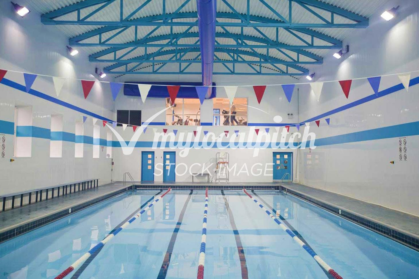 Nuffield Health Wellbeing Centre Indoor swimming pool