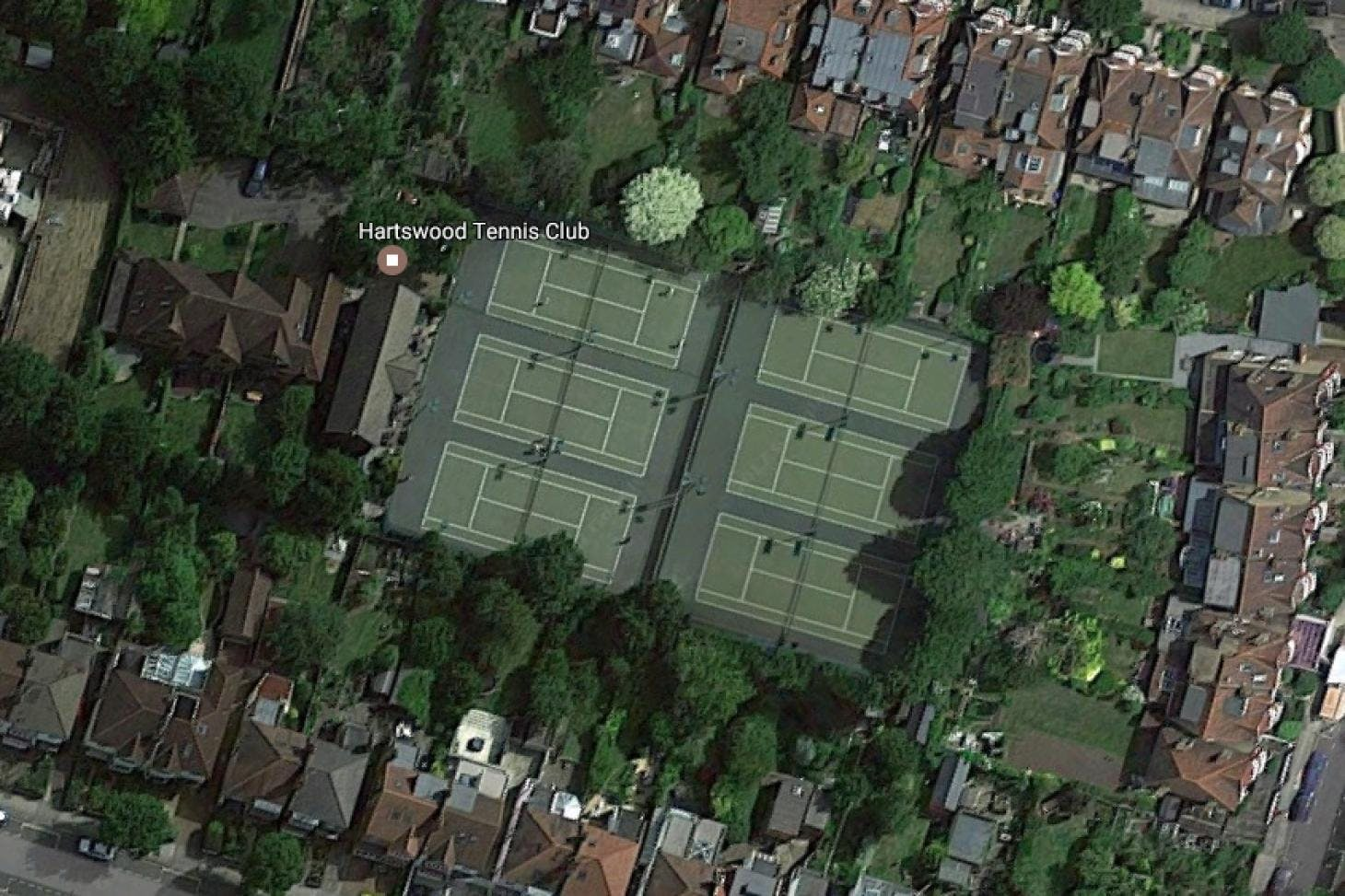 Hartswood Tennis Club Outdoor | Hard (macadam) tennis court