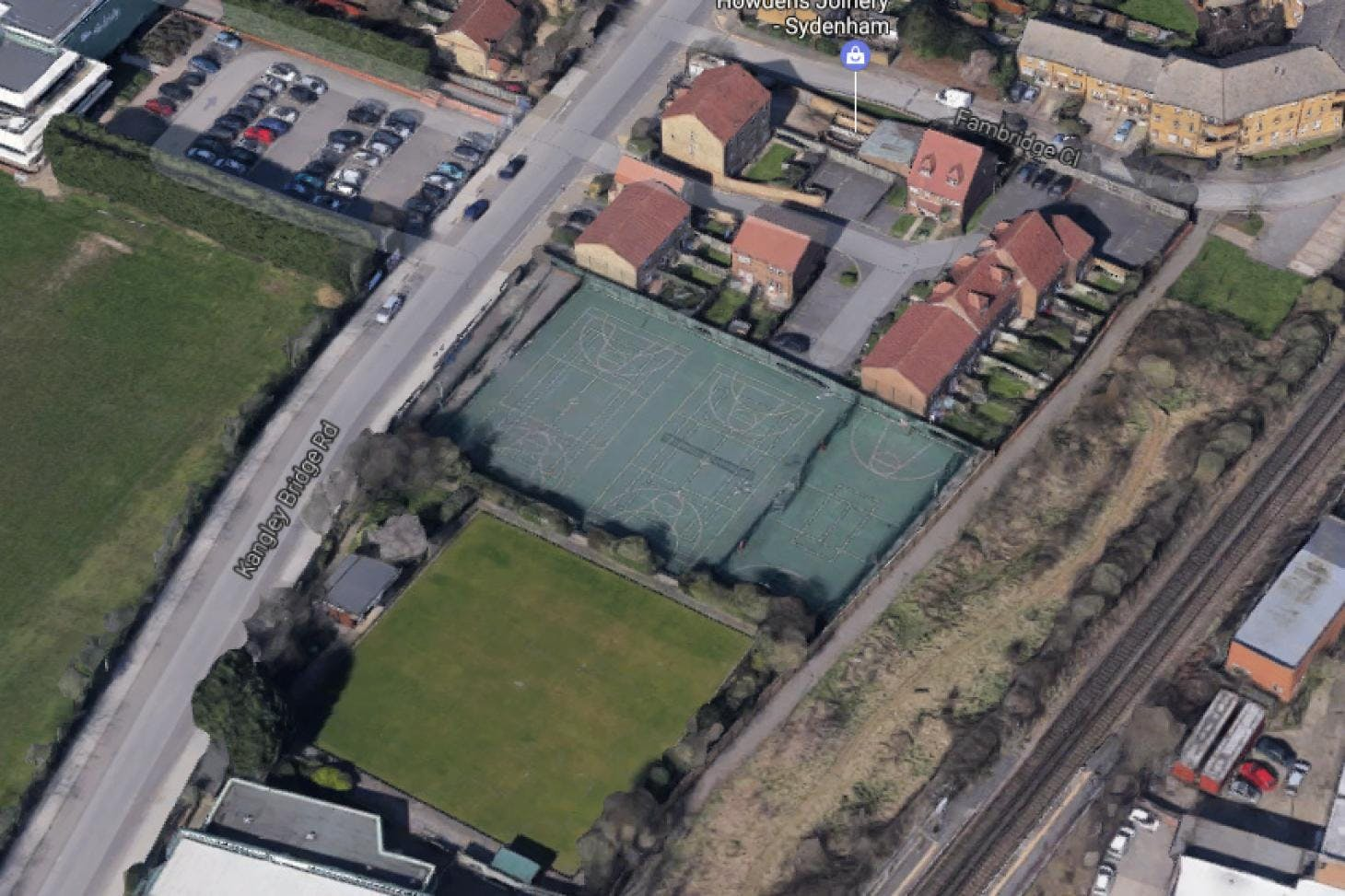 The Bridge Leisure Centre Outdoor | Hard (macadam) netball court