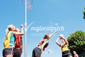 Hertfordshire Sports Village | Hard (macadam) Netball Court