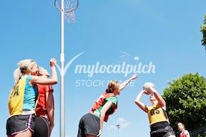 Francis Combe Academy | Indoor Netball Court