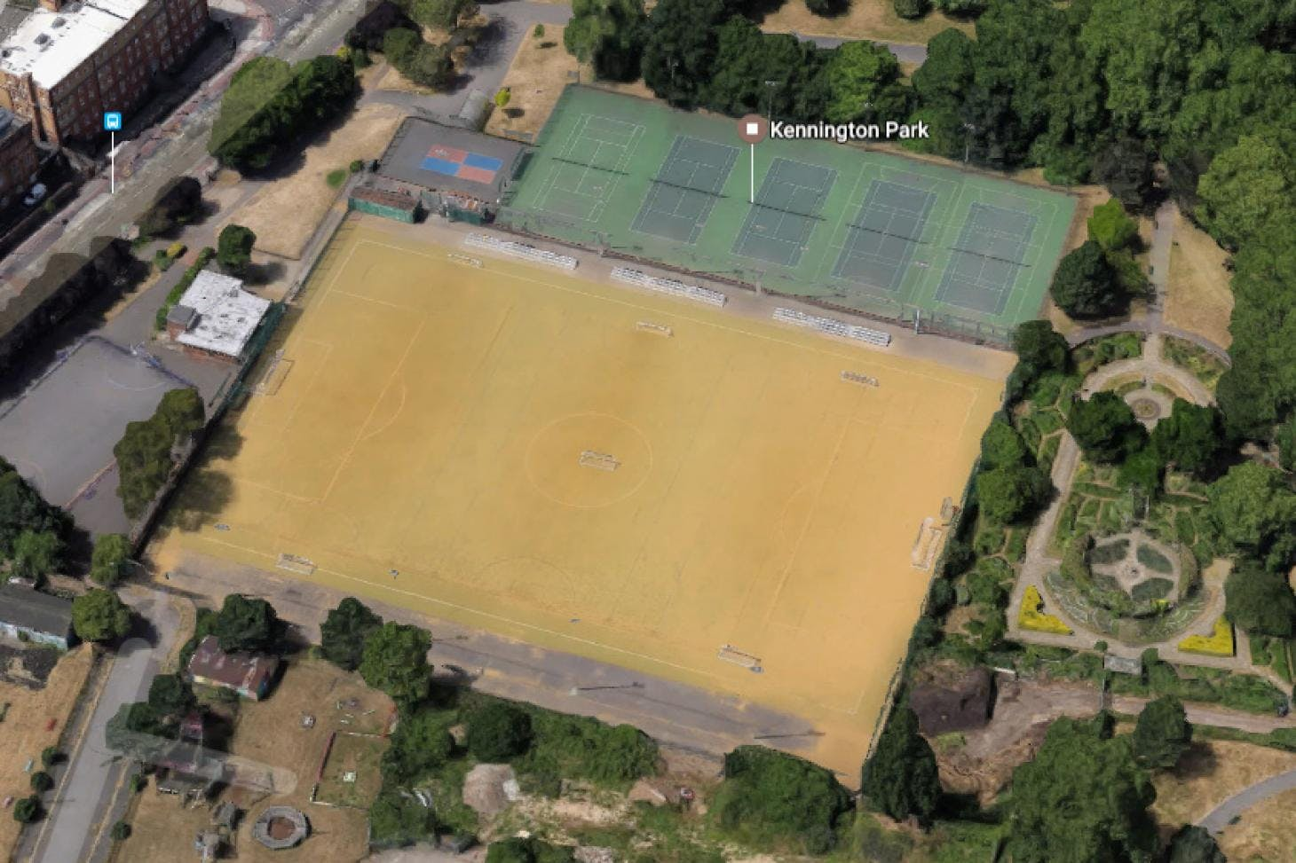 Kennington Park Outdoor | Hard (macadam) tennis court