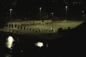 Burgess Park | 3G astroturf Football Pitch
