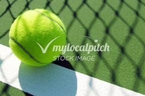 Reynolds Sports Centre | Concrete Tennis Court
