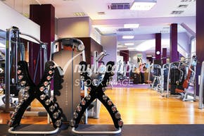 LA Fitness London Wall | N/a Gym