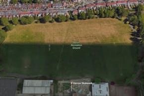 Byron Recreation Ground   Grass Football Pitch