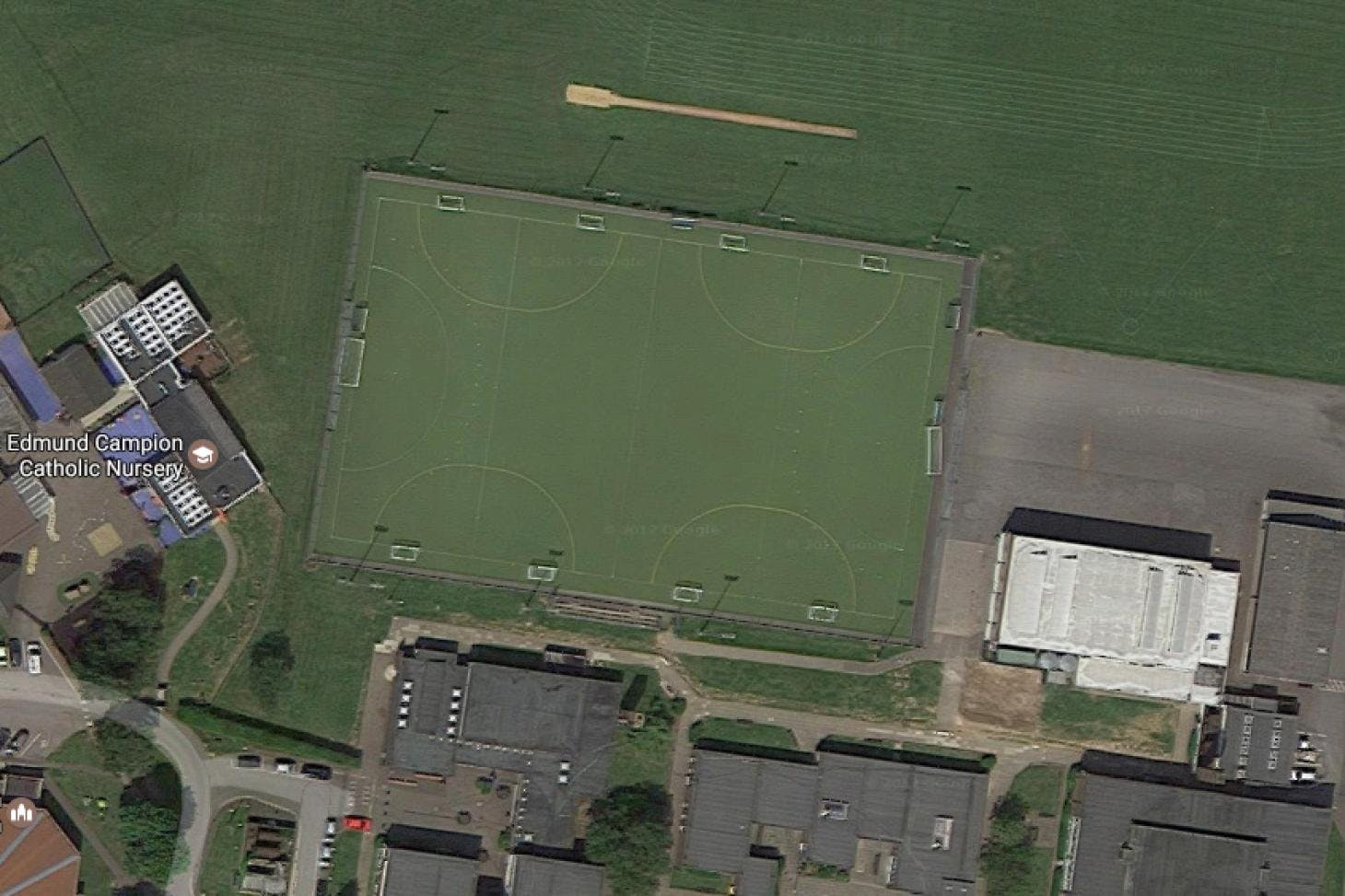 Altwood Church of England School 11 a side | Astroturf football pitch