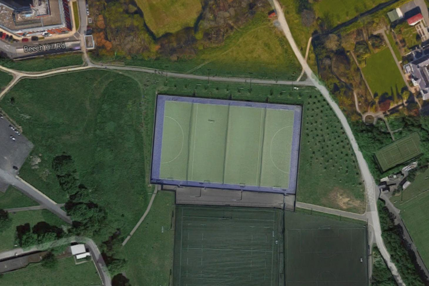 University College Dublin Outdoor | Astroturf hockey pitch