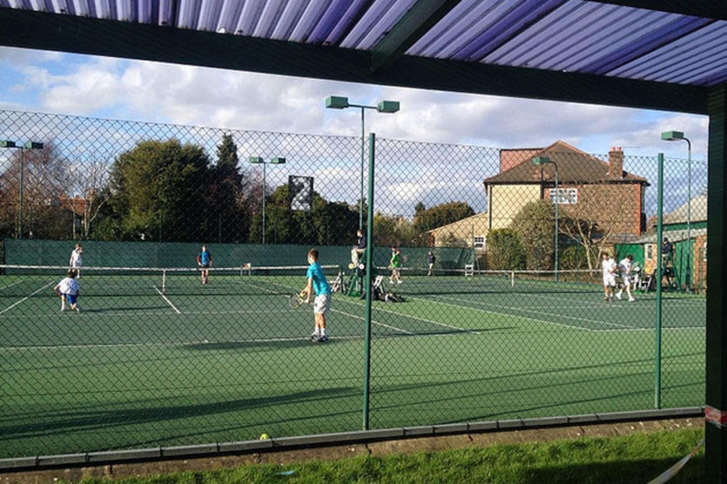 Wilton Lawn Tennis Club Outdoor | Hard (macadam) tennis court