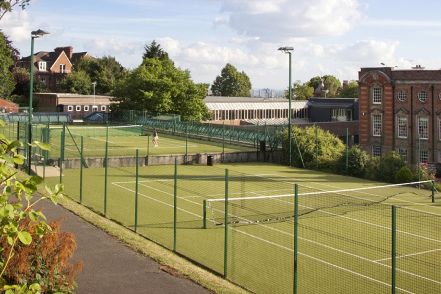 UCS Active Outdoor   Hard (macadam) tennis court