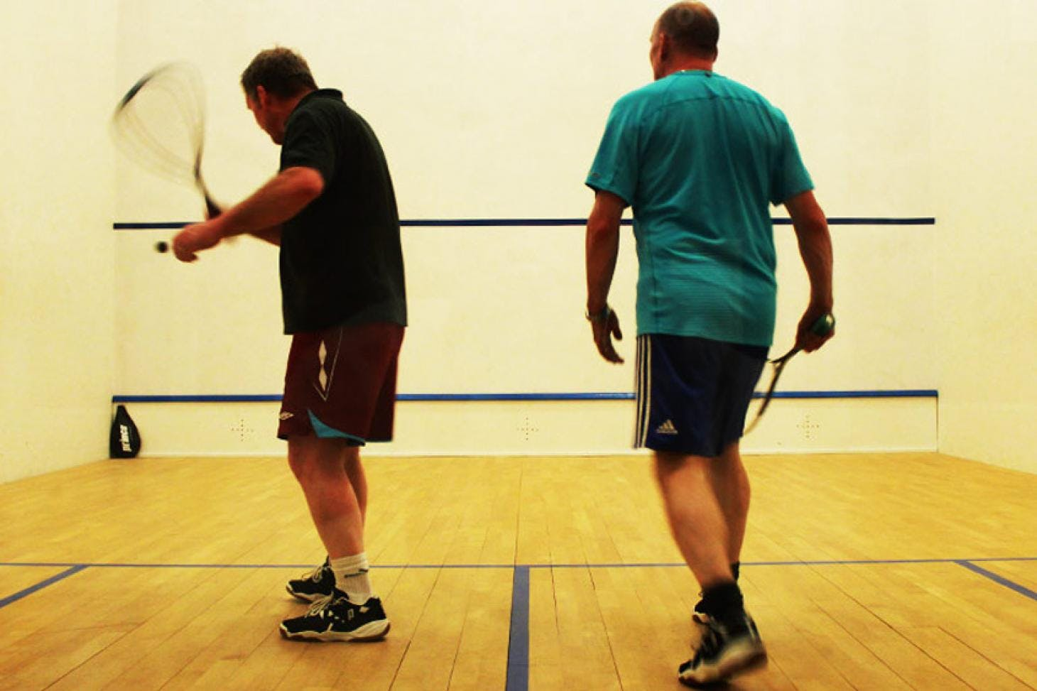 Venue 360 Indoor | Hard squash court