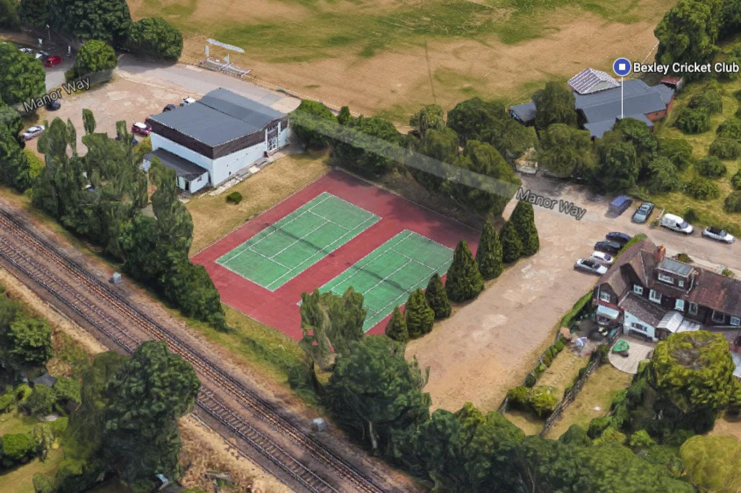 Bexley Cricket Club Outdoor | Hard (macadam) tennis court