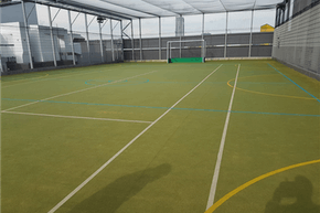 Bow School | Astroturf Football Pitch