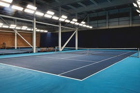 Chelsea Harbour Club | Indoor Tennis Court