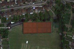 Kenton Lawn Tennis Club   Clay Tennis Court