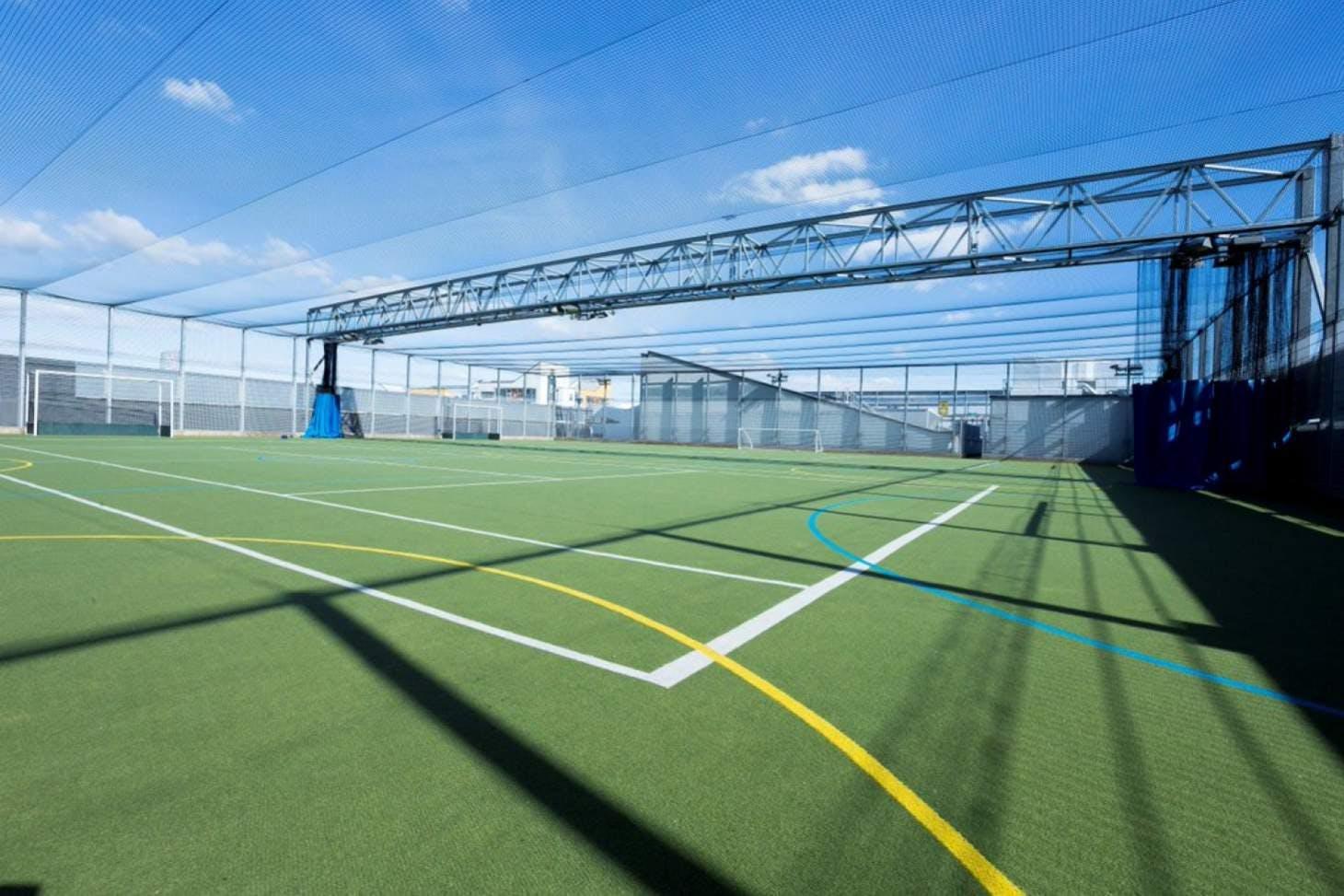 Bow School 7 a side | Astroturf football pitch