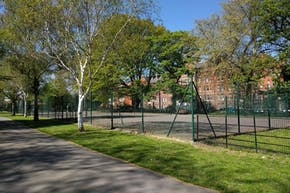 Myatts Fields Park | Hard (macadam) Tennis Court