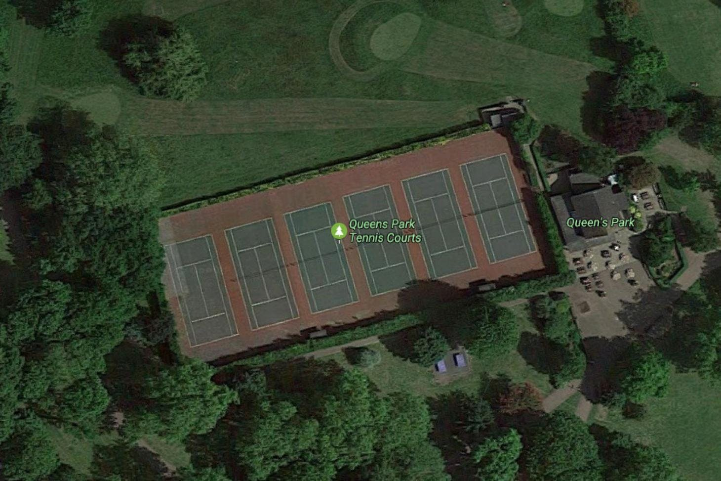 Queens Park Outdoor | Hard (macadam) tennis court