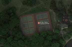 Tooting Common | Hard (macadam) Tennis Court