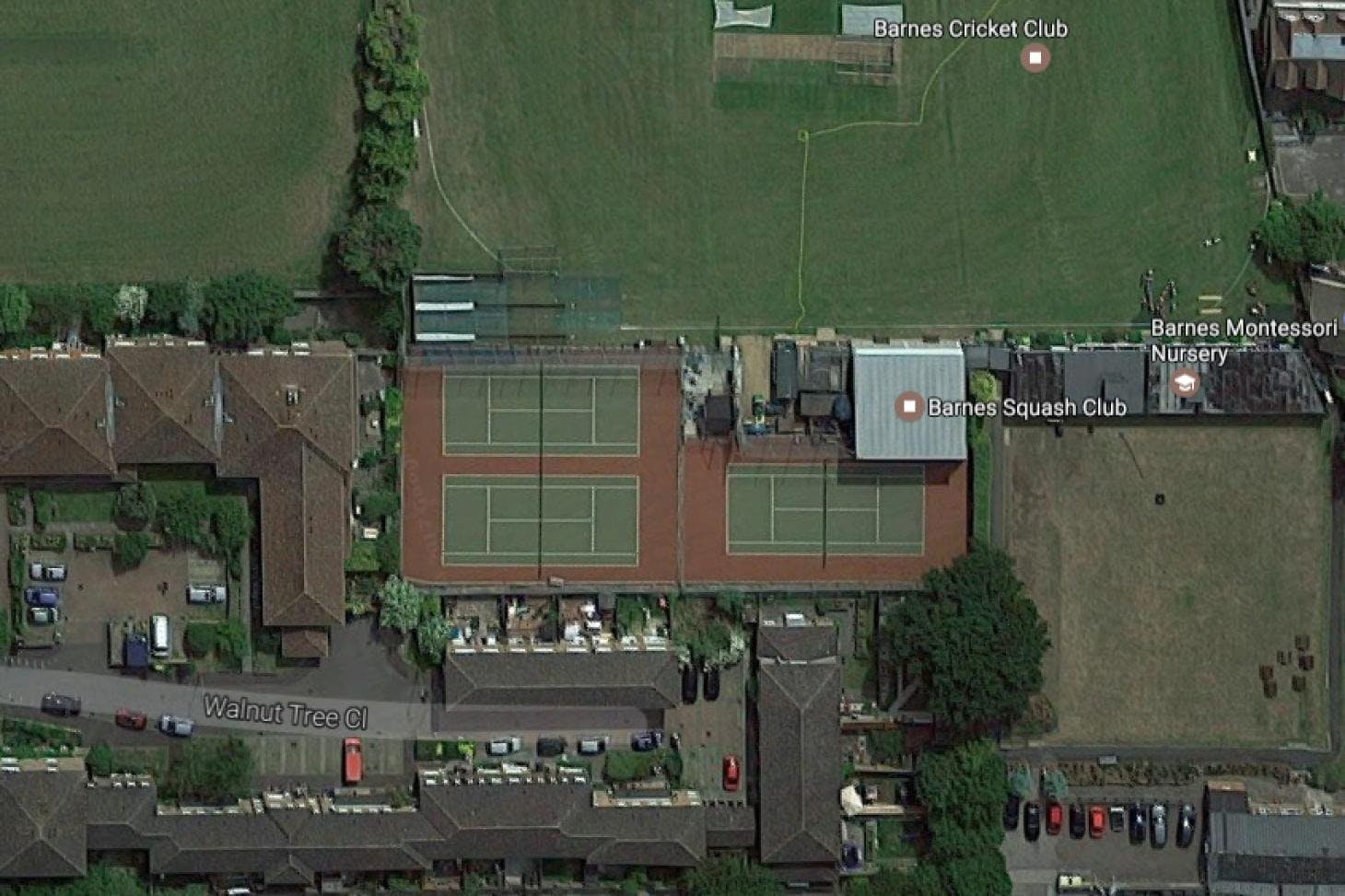 Barnes Sports Club Outdoor | Hard (macadam) tennis court