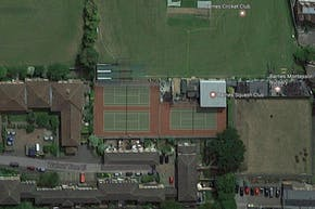 Barnes Tennis Club | Hard (macadam) Tennis Court