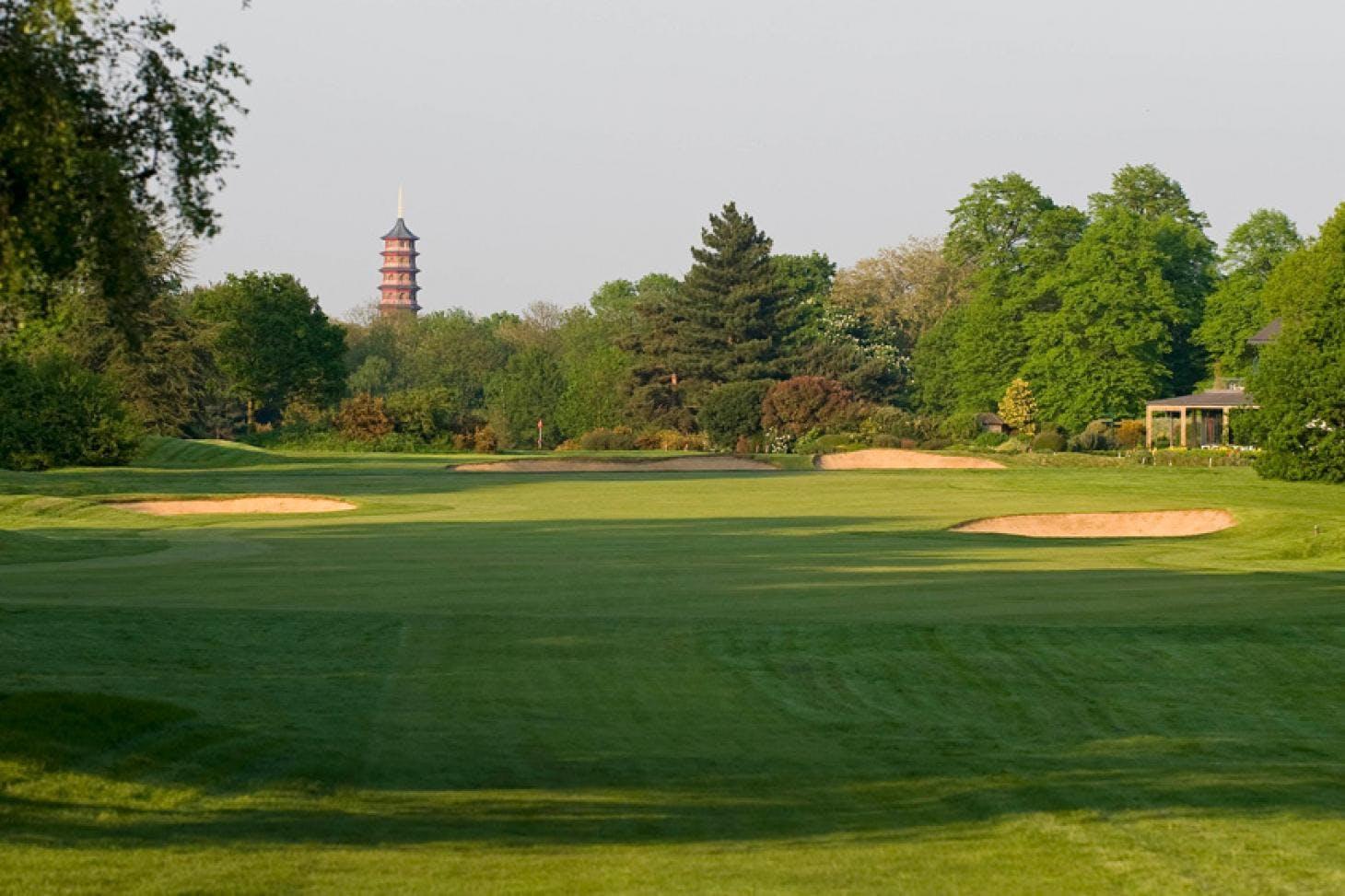 Royal Mid-Surrey Golf Club 18 hole golf course