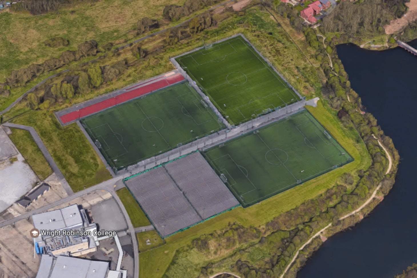 Wright Robinson Leisure Outdoor | Hard (macadam) tennis court