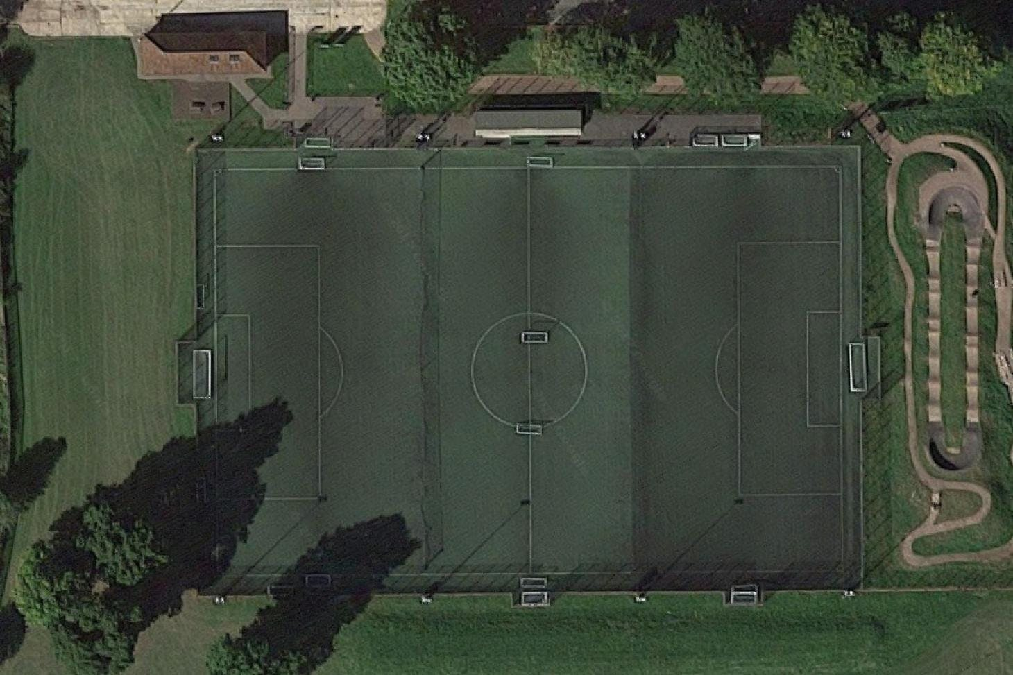 BerkoAstro 5 a side | 3G Astroturf football pitch