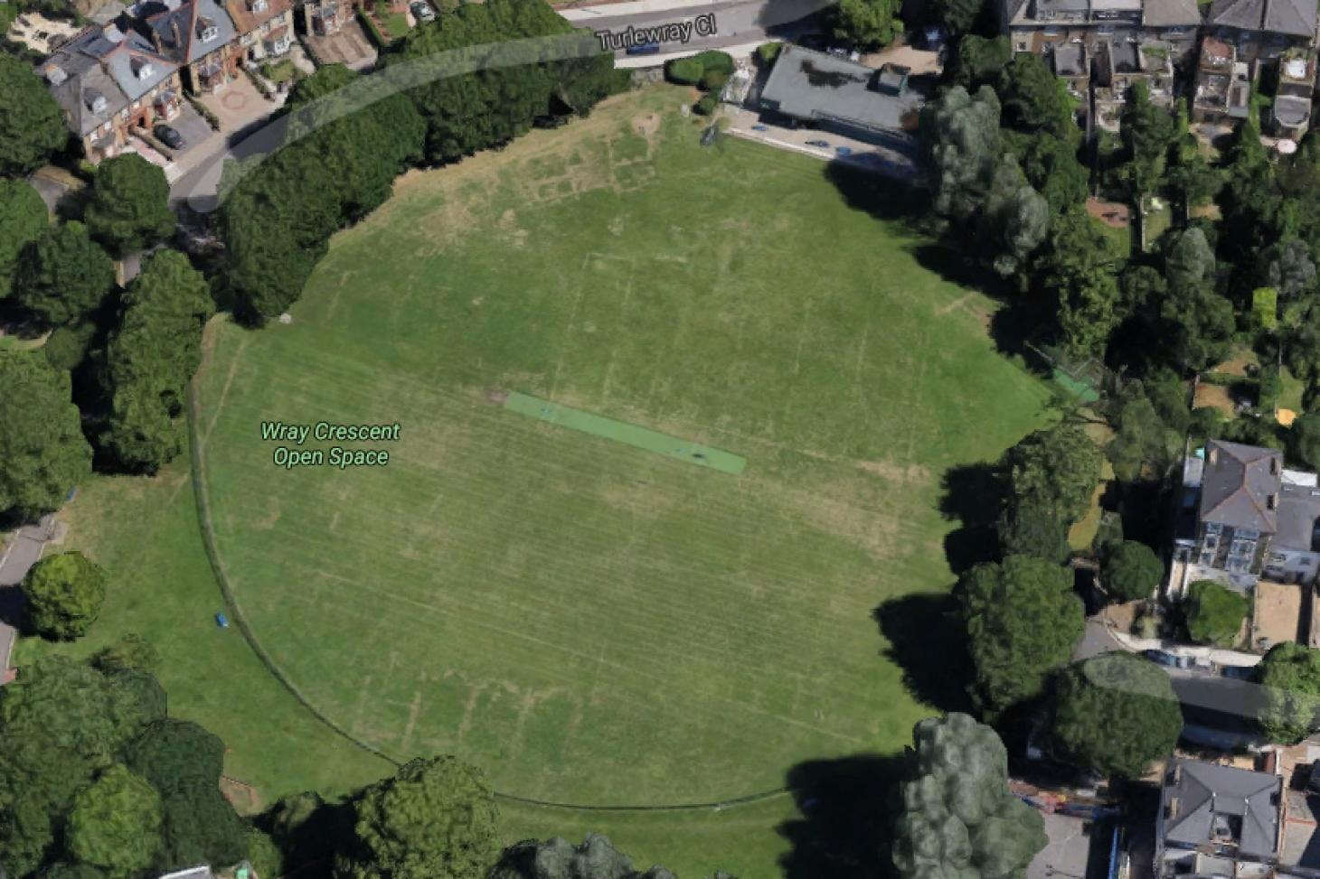 Wray Crescent Full size | Artificial cricket facilities
