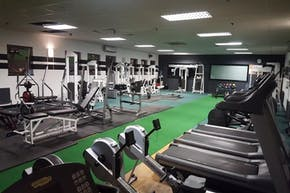 East Dulwich Strength and Fitness | N/a Gym