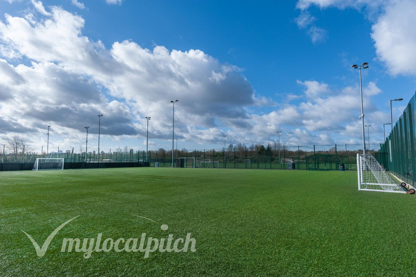 Salford Sports Village 7 a side | 3G Astroturf football pitch