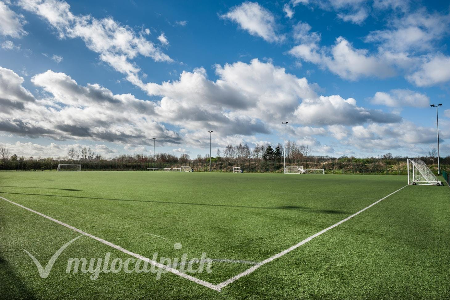 Salford Sports Village Union | 3G Astroturf rugby pitch
