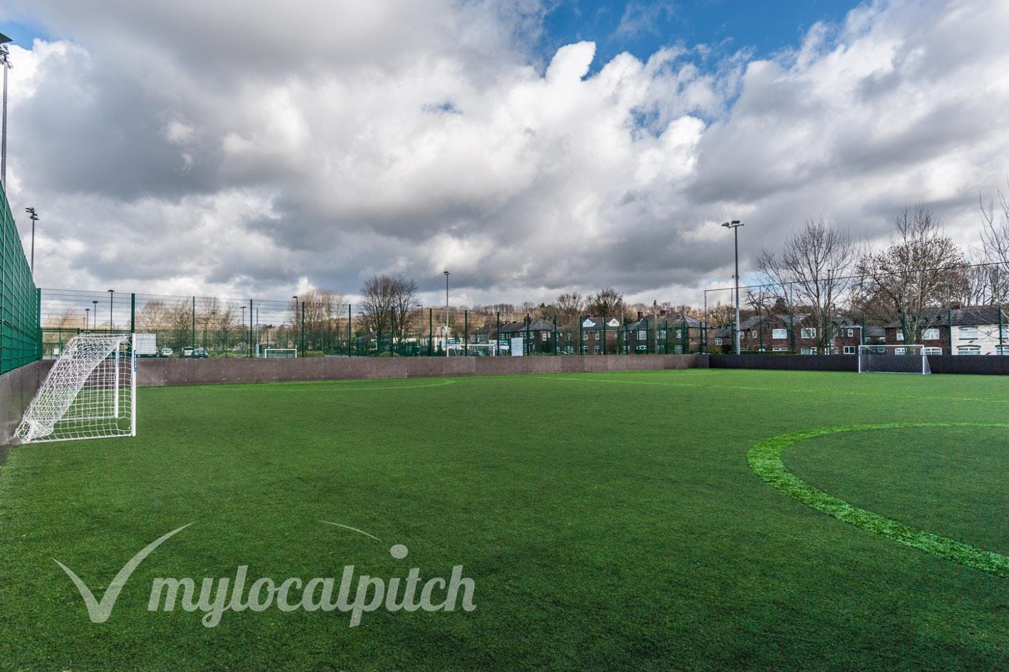 Salford Sports Village 5 a side | 3G Astroturf football pitch