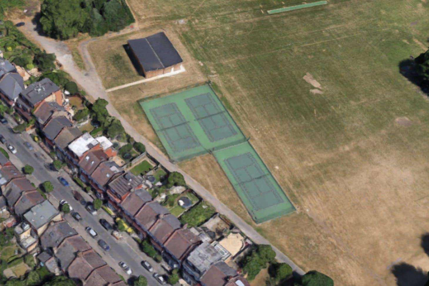 Spring Hill Recreation Ground Outdoor | Hard (macadam) tennis court