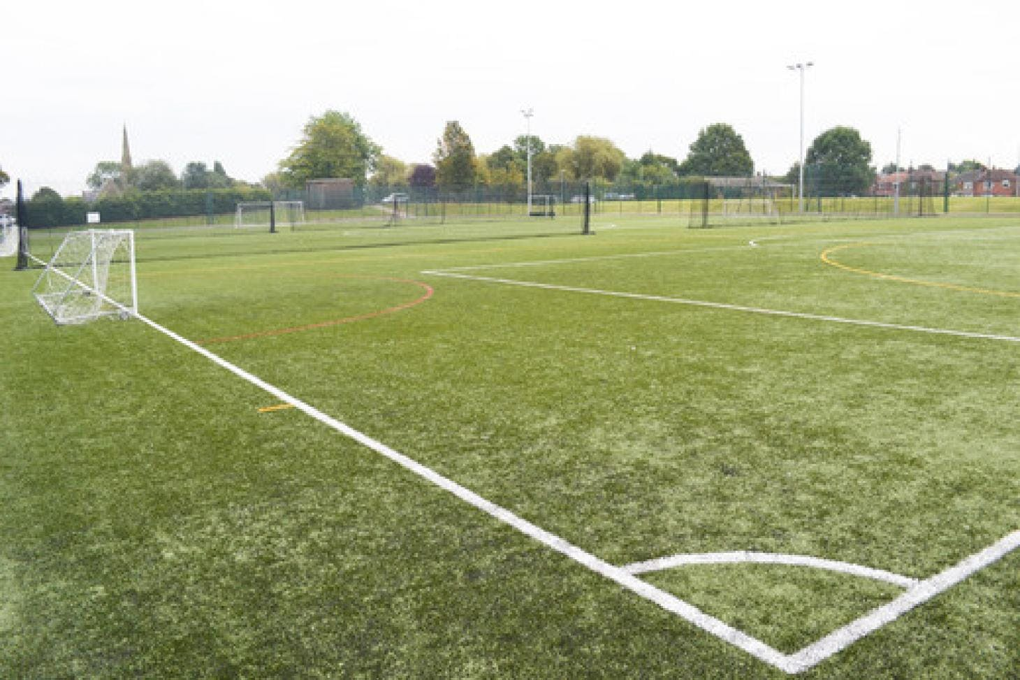 Droylsden Academy 11 a side | Astroturf football pitch