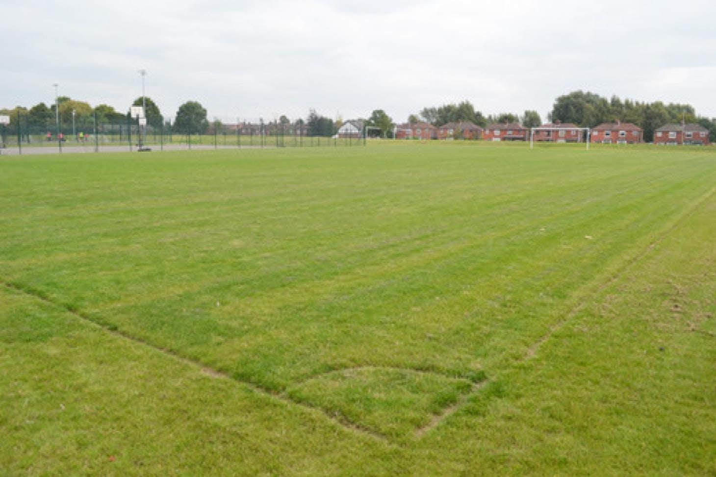Droylsden Academy 7 a side | Grass football pitch