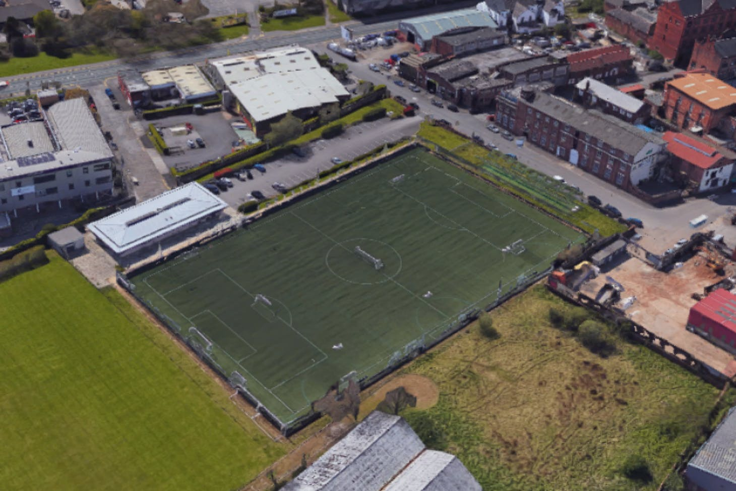 Nicholls Community Football Centre 11 a side | 3G Astroturf football pitch