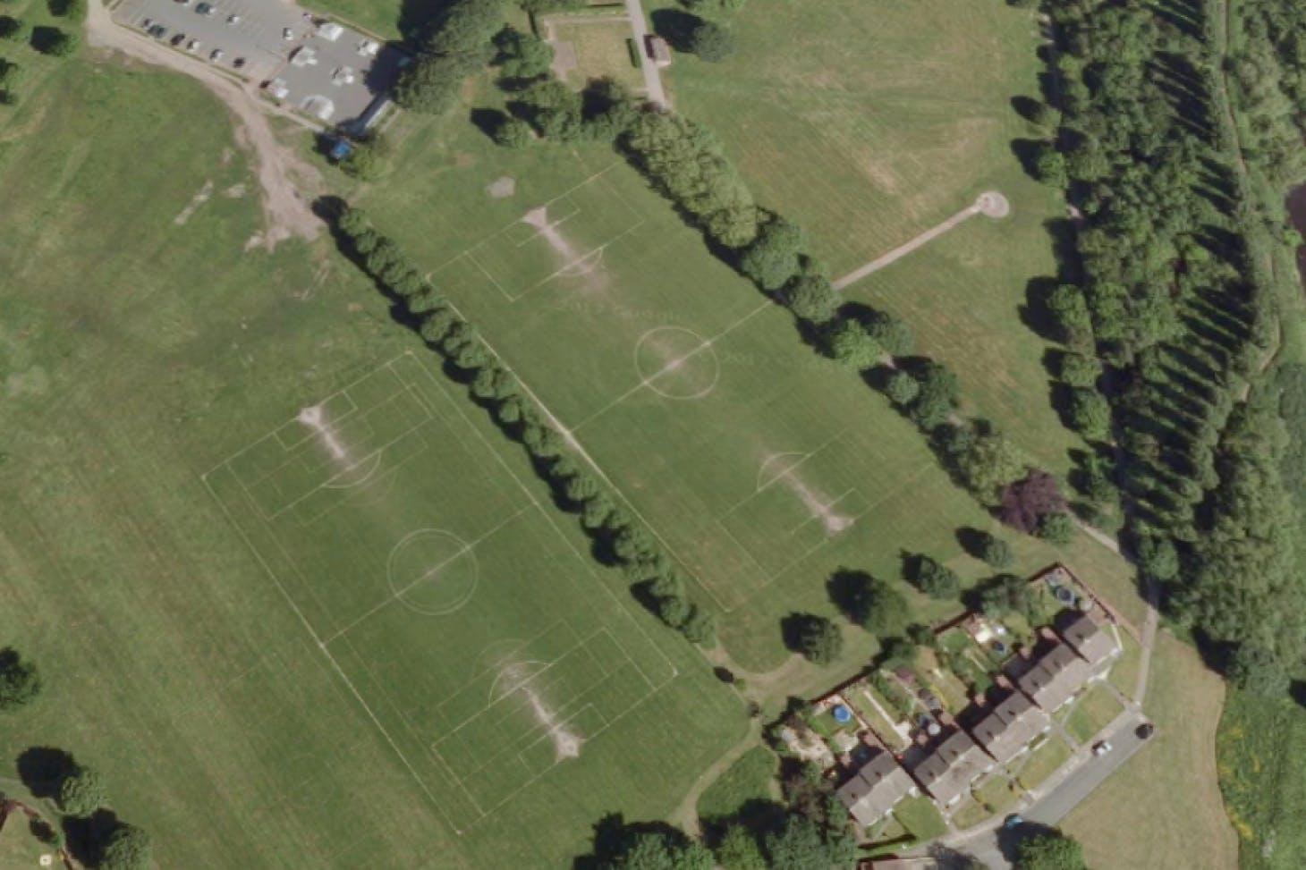 Prince's Park 11 a side | Grass football pitch