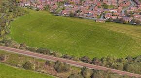 Wharton Playing Fields | Grass Football Pitch