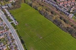 Rabbit Hills Playing Fields   Grass Football Pitch
