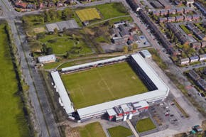 Broadhurst Park Stadium | Grass Football Pitch