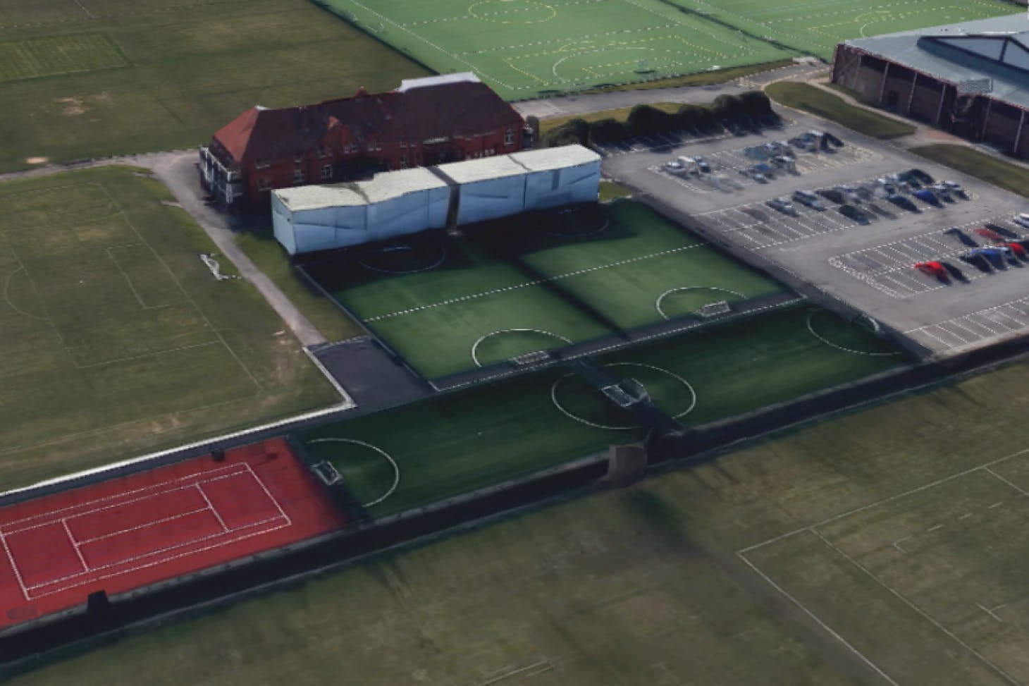 Armitage Centre 5 a side | 3G Astroturf football pitch