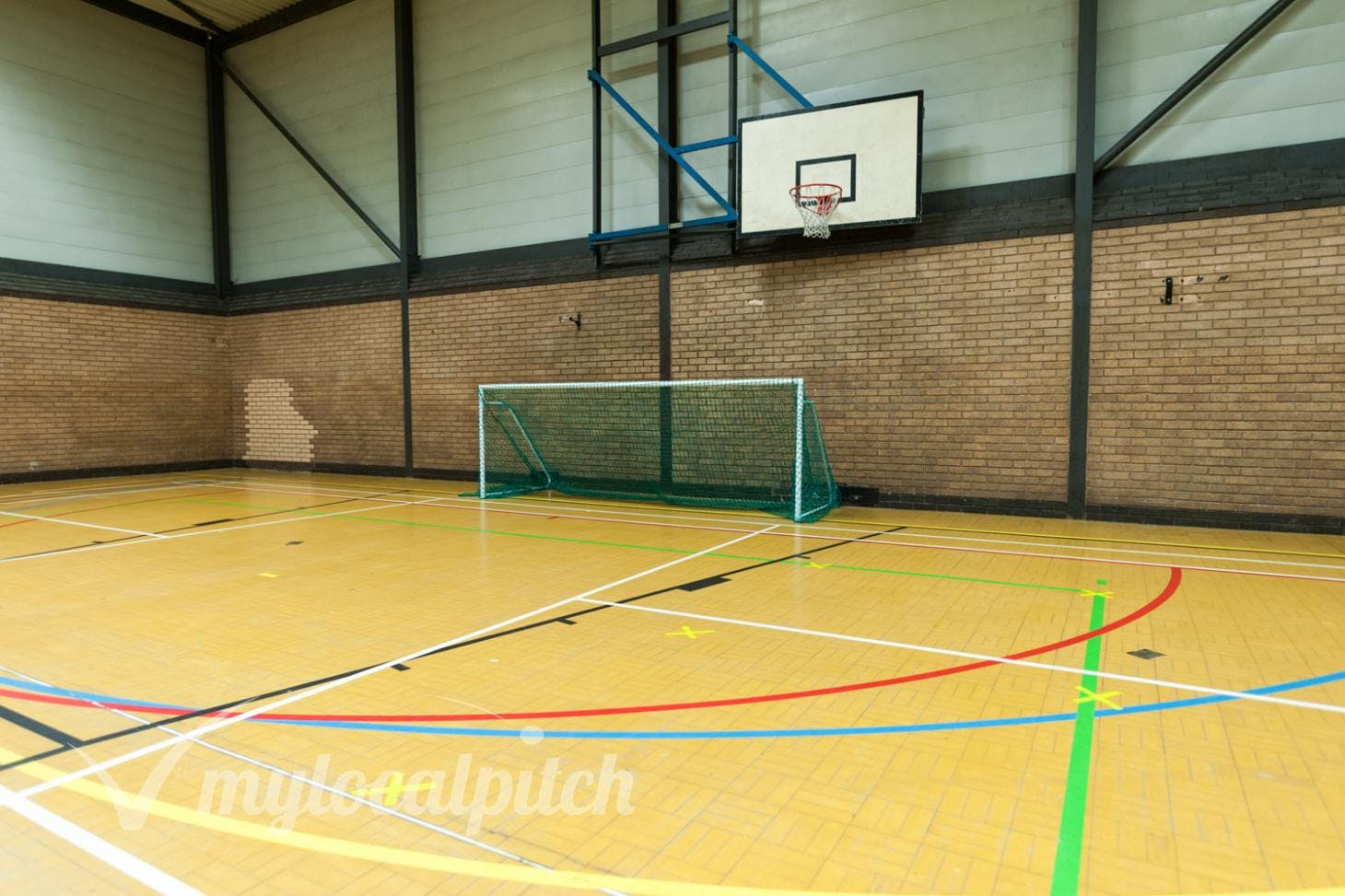 Clarendon Leisure Centre 5 a side | Indoor football pitch