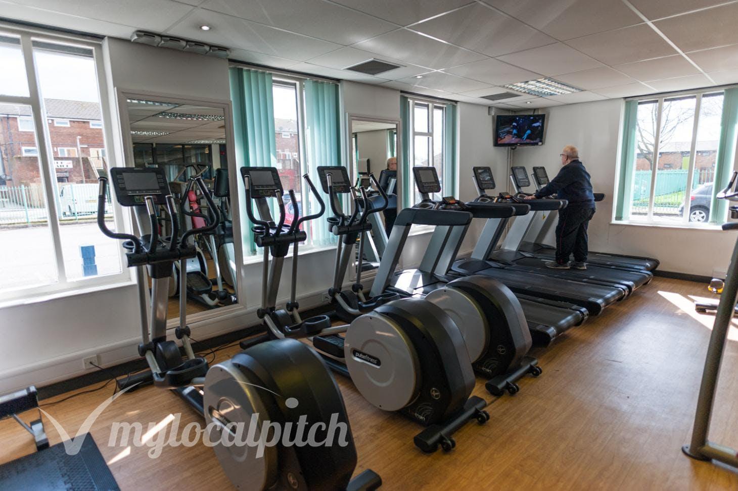 Clarendon Leisure Centre Gym gym