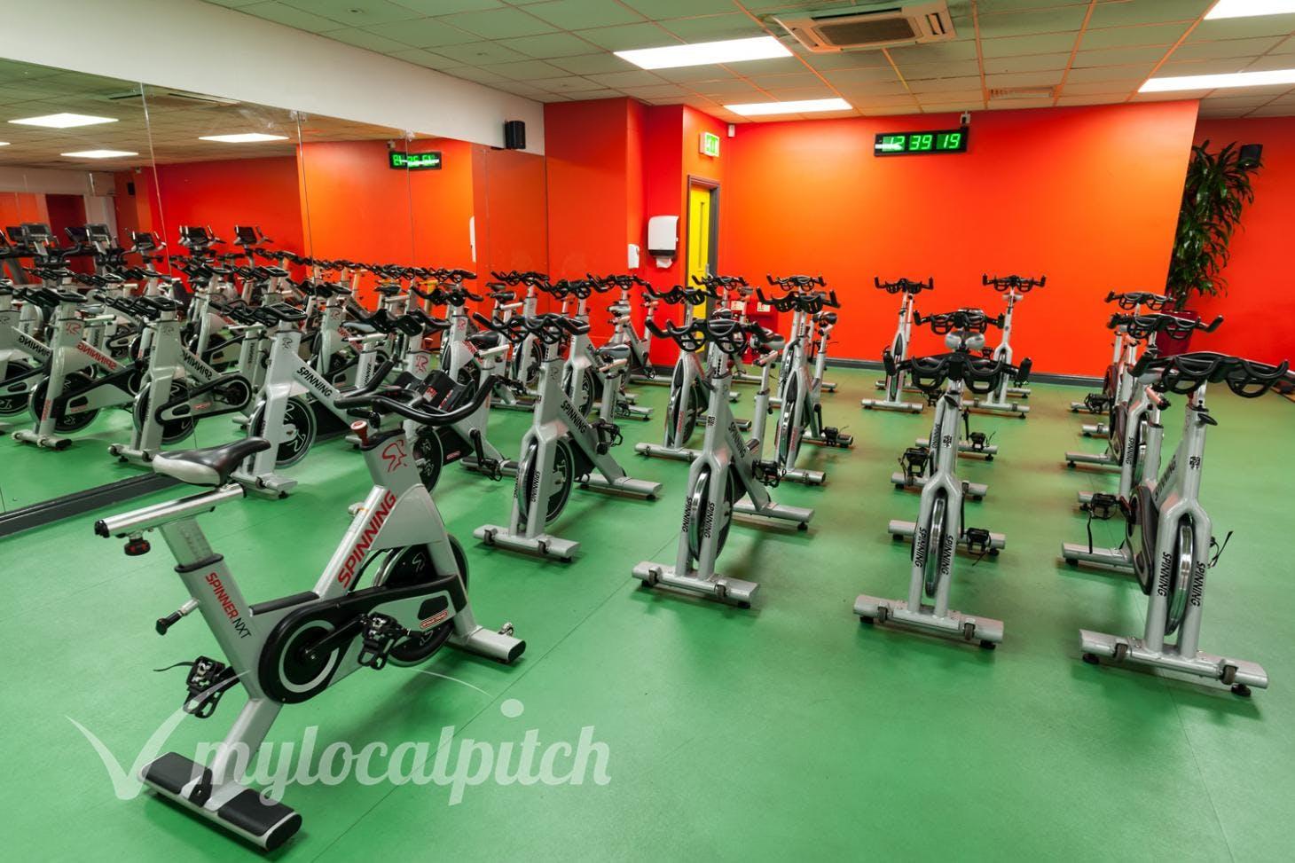 Eccles Leisure Centre Gym gym