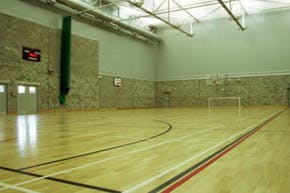 Sugden Sports Centre | Indoor Football Pitch