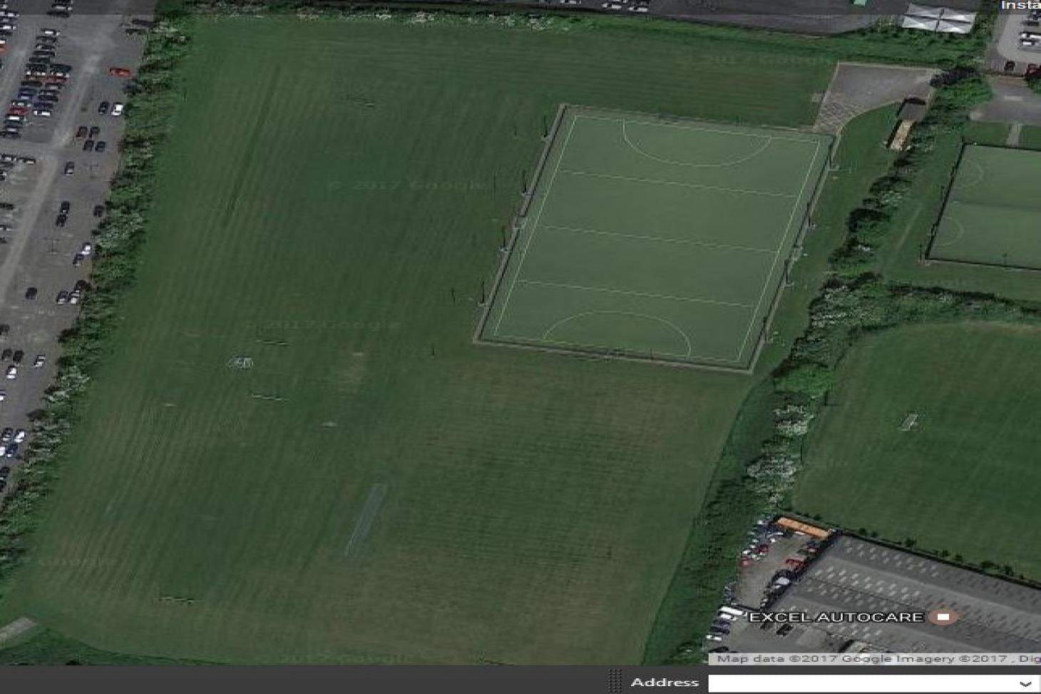 Royal College of Surgeons Sports Grounds Union   Grass rugby pitch